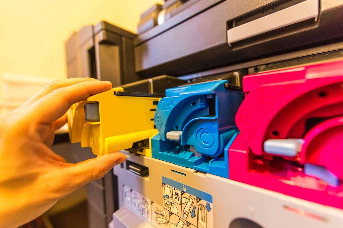 Toner Vs Inkjet Printers - A Comparison
